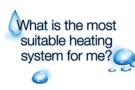 15 What is the most suitable heating system for me?